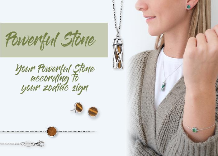 Your zodiac sign - your powerful stone